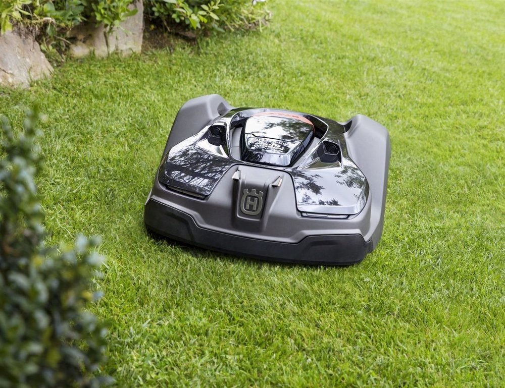 lamborghini in lawnmower: 450x automower — hiddenspotlight