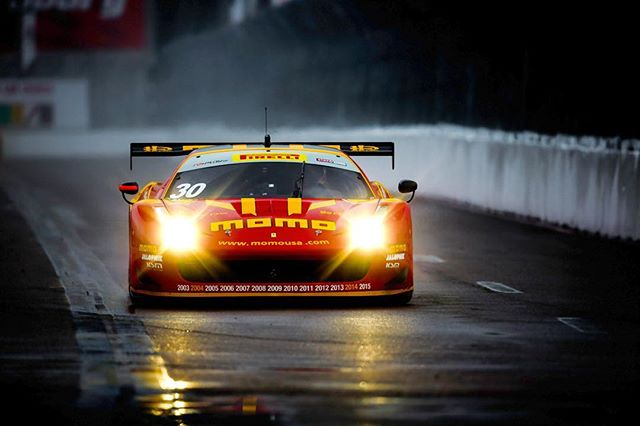 MOMO in the Dark. #momolife #passion #cars #ferrari #lifestyle #racing