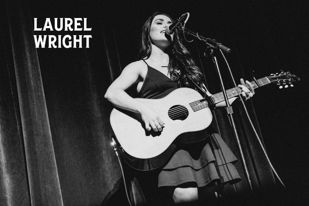 Laurel Wright at The Bijou Theatre, Knoxville, TN