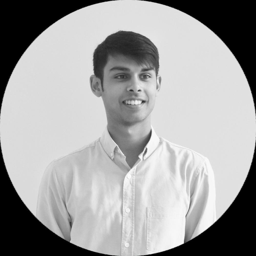 Vinnay Chhabildas - Industrial Designer