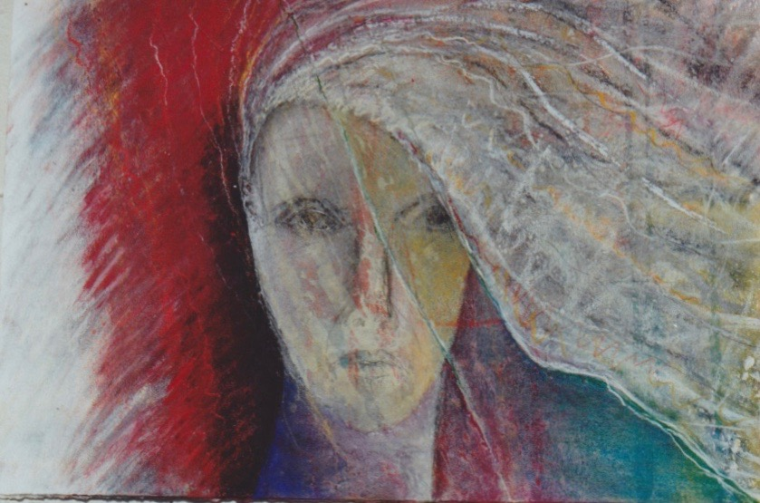 Silver Haired Woman II