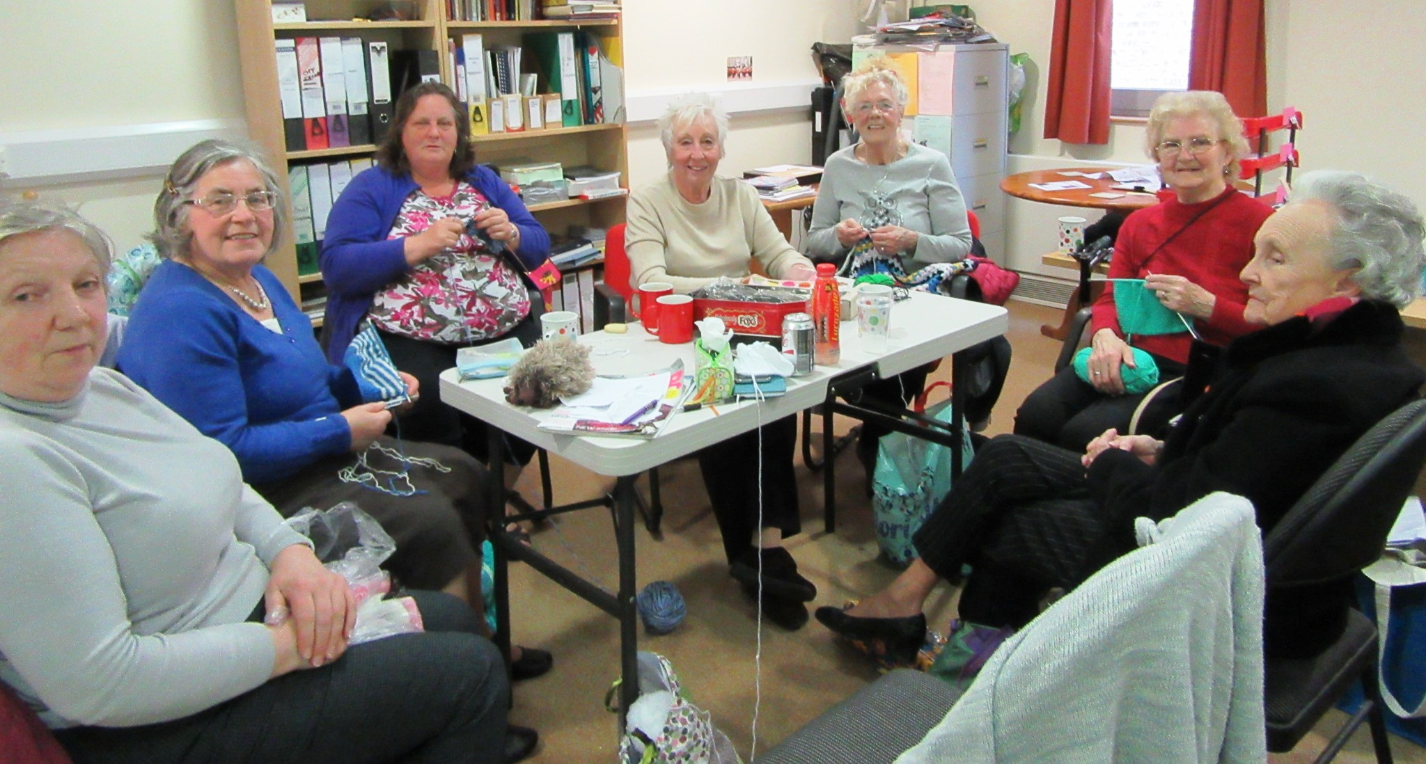 Knitting Group MitE Office
