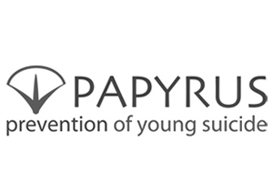 Papyrus is the national charity for prevention of young suicide and their helpline is available to anyone under the age of 35 or people who are concerned about someone under the age of 35.   Phone:  0800 068 41 41 //  SMS:  07786 209697