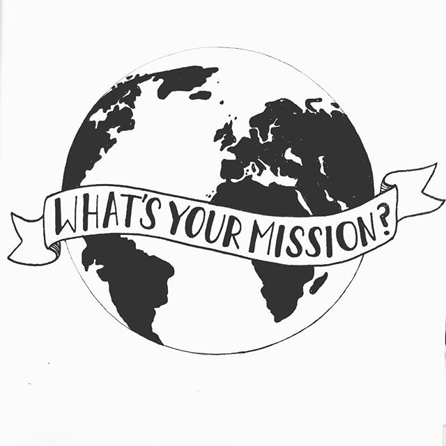 Everyone is called to be a missionary. Whether at home, work, school, in your city, or abroad in unreached areas...you're called. What's your mission?  For me, right now, it's at work in the emergency department. I love spreading joy and comfort to my patients and coworkers. Long term, we are working toward moving to Cambodia to serve there as long as God needs us. 💙🇰🇭 @carly.tirado 🖊  #missions #world #1040window #missionary #serve #goserve #dogoodthings #christian #faith #jesus #god #love #globe #lettering #handlettering #art #spreadthegospel #gointoalltheworld #cambodia