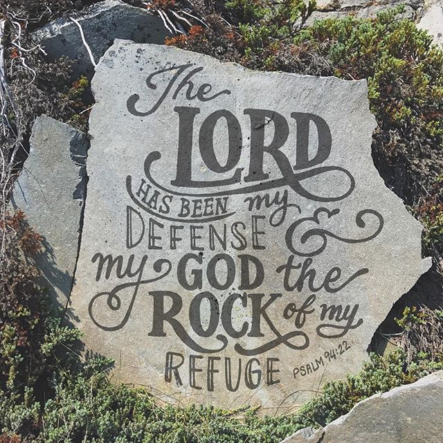 This slab of rock at Mt. Rainier was too perfect to ignore. •  @carly.tirado 🖊 •  #lettering #handlettering #micron #type #thedailytype #typography #art #bible #bibleverse #inspiration #uplifting #nature