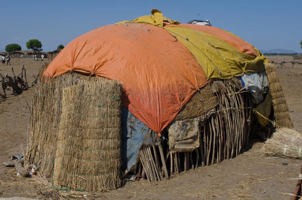 Malika's home