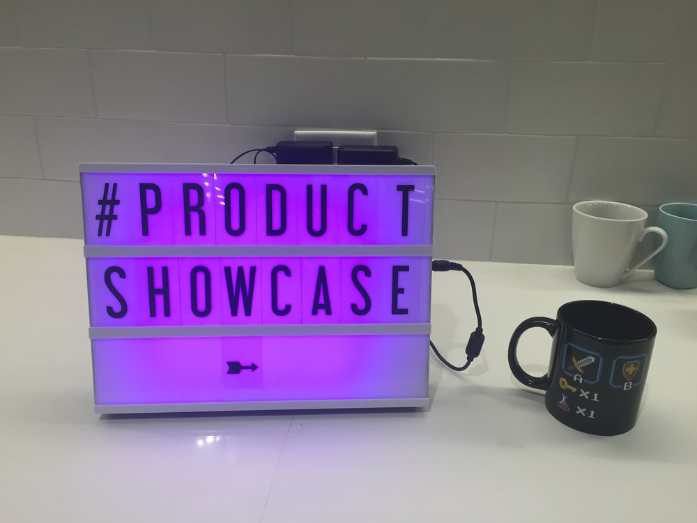 To help bring the newest Twitter products to our media clients, I led Twitter Canada's #ProductShowcase roadshows for Canada's top agencies. Not only did I coordinate the product, agency development, and sales teams together to make this happen, I also worked on ways to enrich the showcase and learning experience. One fun feature I had created was this custom tweet-activated light box that showed the power of Tweets in real time.