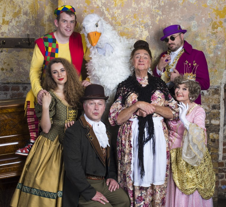 Mother Goose at Wilton's, book for tickets between 2nd-31st December
