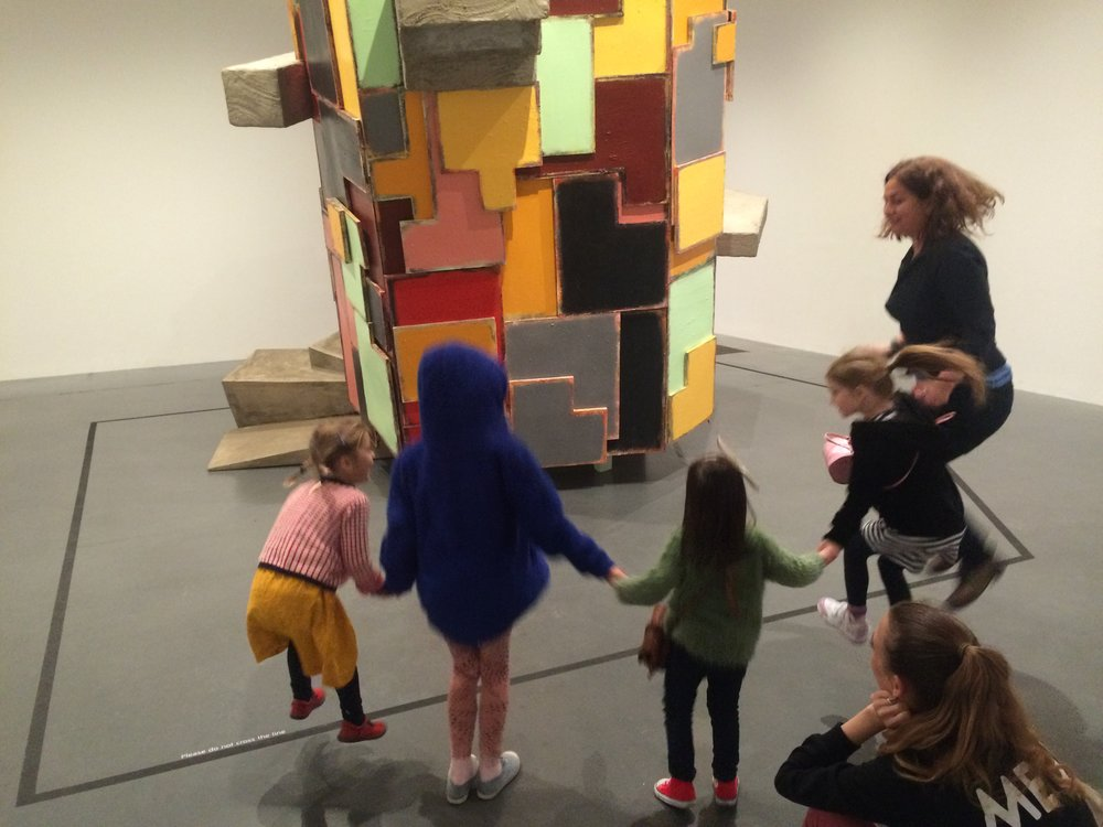 A My Culture Club Members Event at the Tate Modern, May 2016