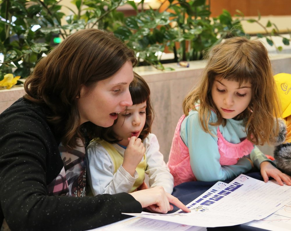 Free Family Events at The British Library