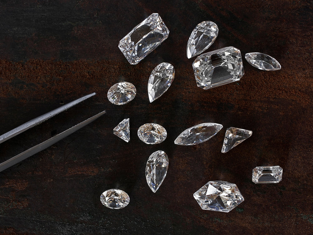 Cost of cremation diamonds varies by shape