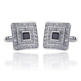 Pet ashes into diamond cufflinks