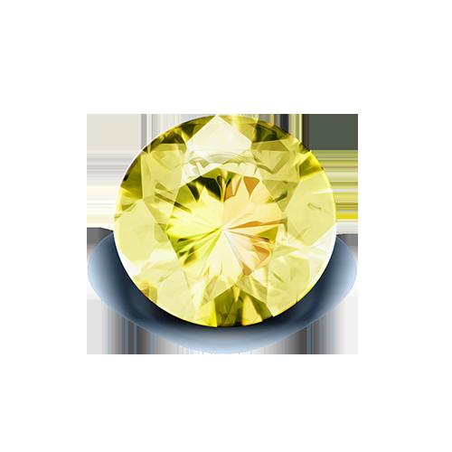 Yellow Eterneva Diamond