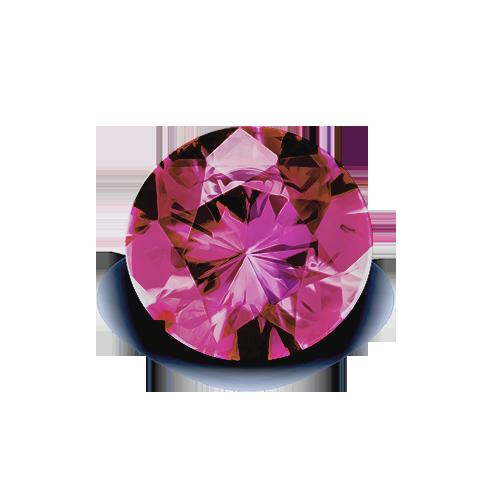 Pink Memorial Diamond