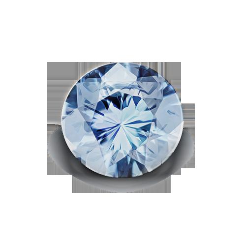 Blue Eterneva Diamond