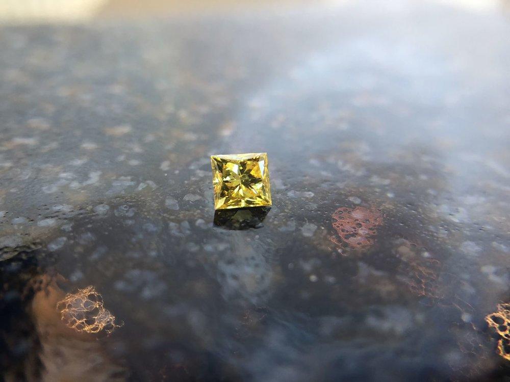 Yellow Princess Diamond
