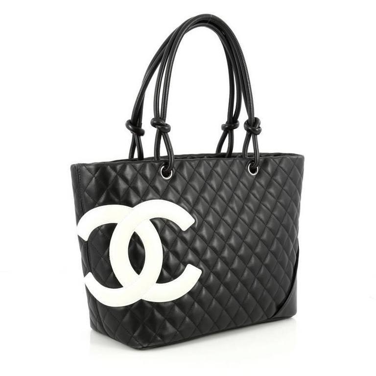 7ed178053 LADYHUNTERXO - Chanel Cambon Tote