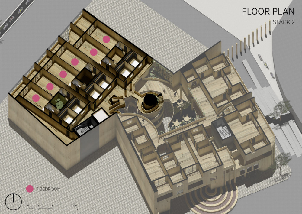 Stack 2 | Floor Plan