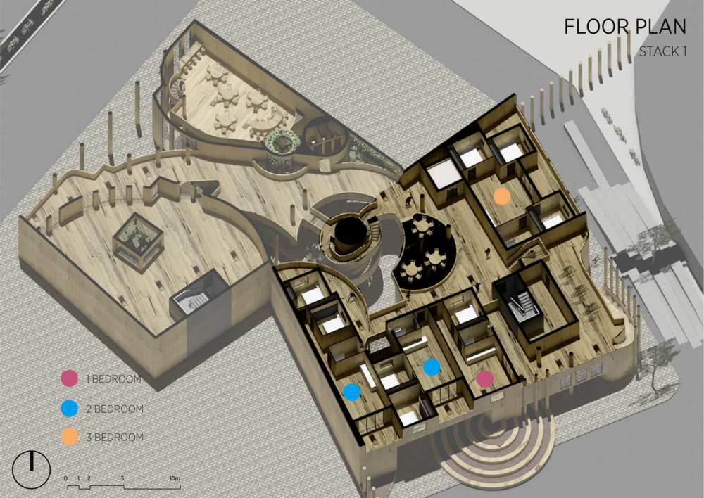Stack 1 | Floor Plan
