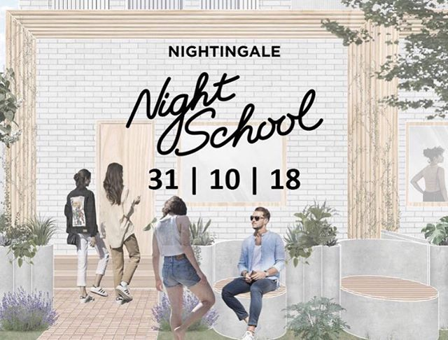 The final presentations for the Nightingale Night School class of 2018 will be held at 5:30pm on Wednesday 31st October at the Melbourne School of Design's Malaysian Theatre MSD-B121. All are welcome to see the exciting and hard work the students have put in this semester 🙌 image from @ali_galbraith #nightingalenightschool #nightingalehousing #nns18 #msd #msdsocial