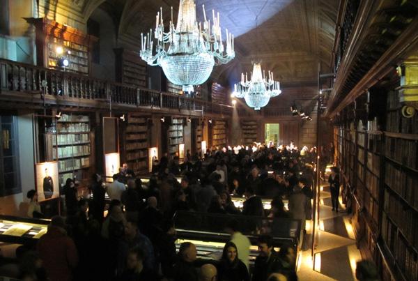 BUGLIOLI @ Biblioteca Nazionale Braidense
