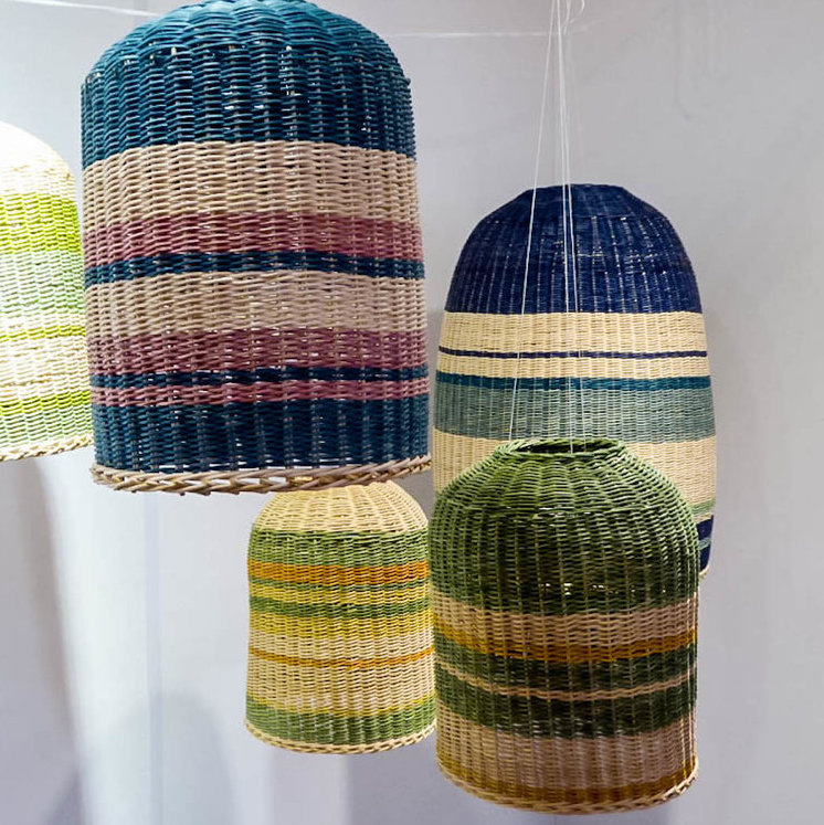 Large woven lampshade atelier 51 large woven lampshade mozeypictures Images