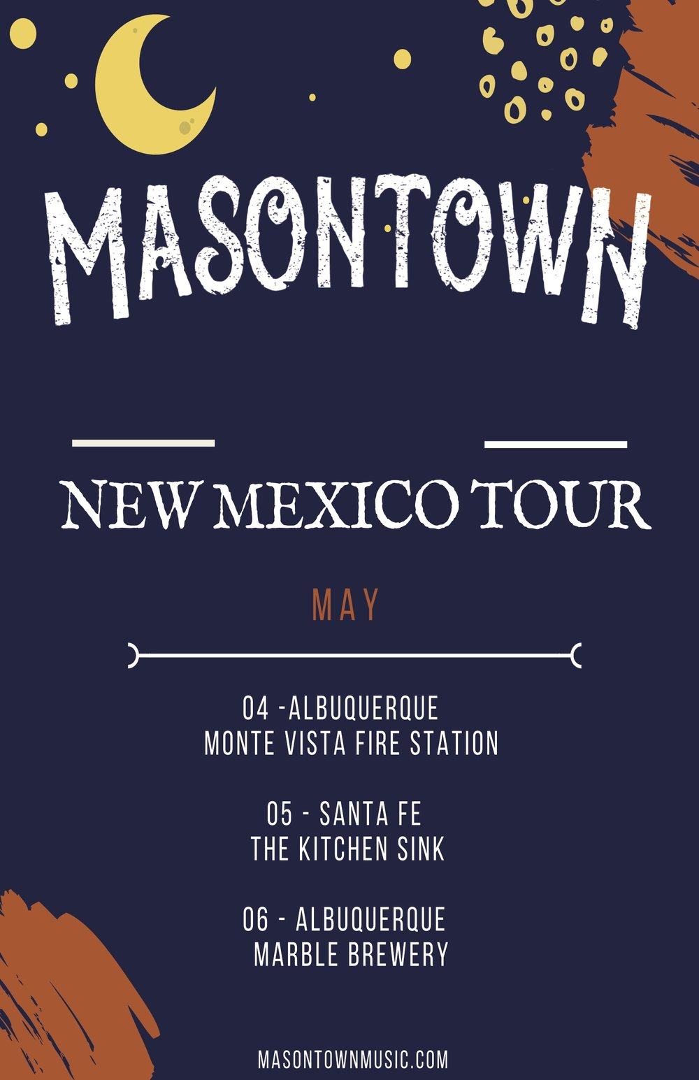 New Mexico Tour -  2018