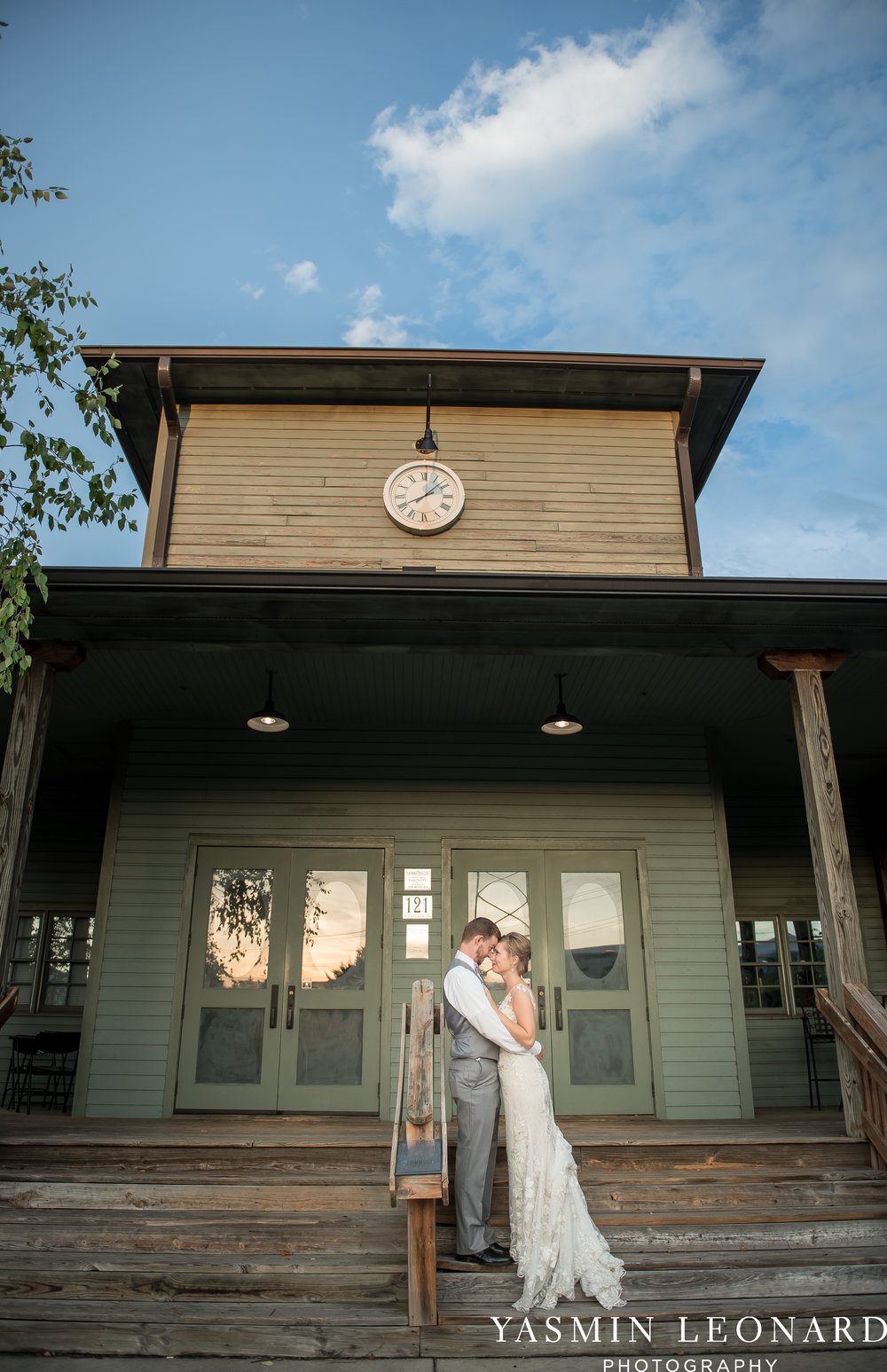 Centennial Station | High Point Wedding Photographer-74.jpg