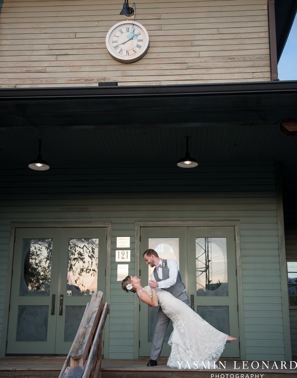 Centennial Station | High Point Wedding Photographer-75.jpg