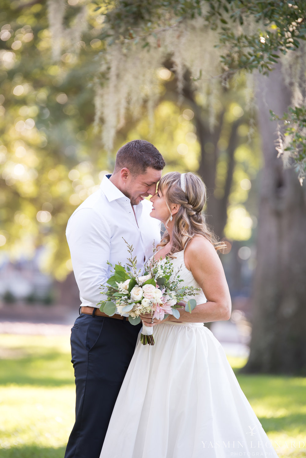 Downtown Charleston Wedding