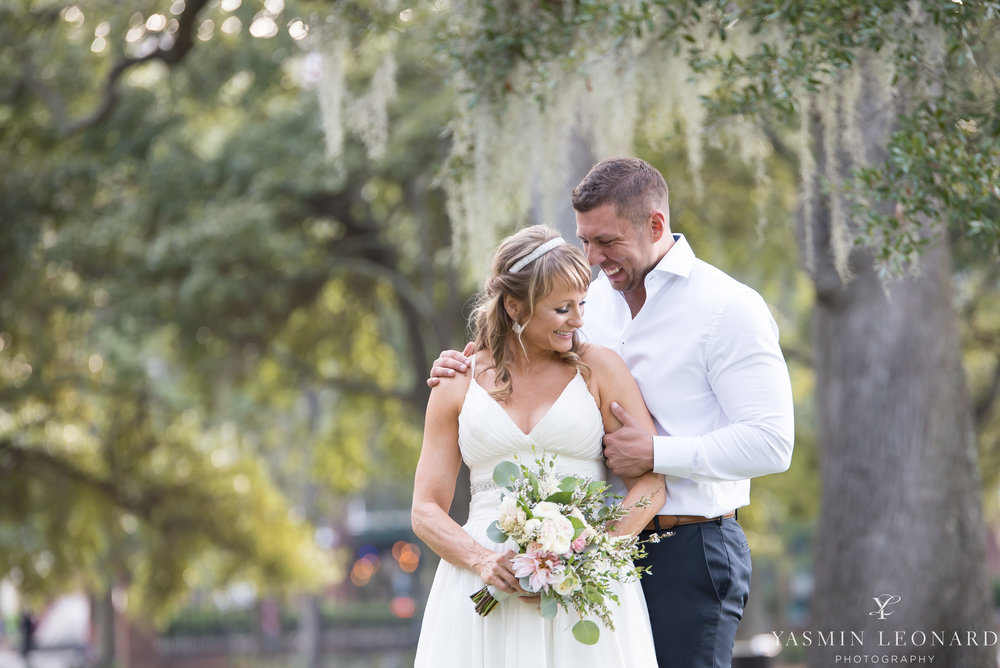 Downtown Charleston Wedding - NC Wedding Photographer -5.jpg