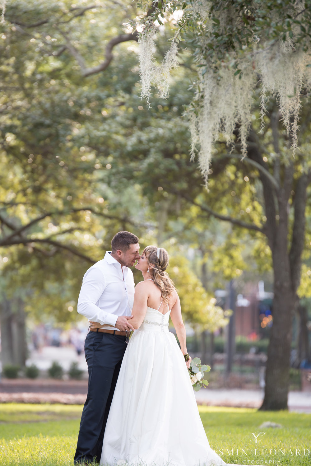 Downtown Charleston Wedding - NC Wedding Photographer -7.jpg