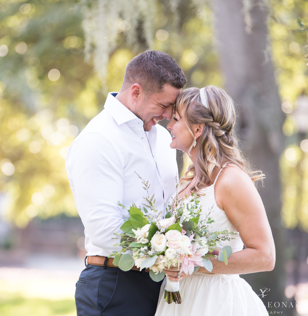 Downtown Charleston Wedding - NC Wedding Photographer -14.jpg