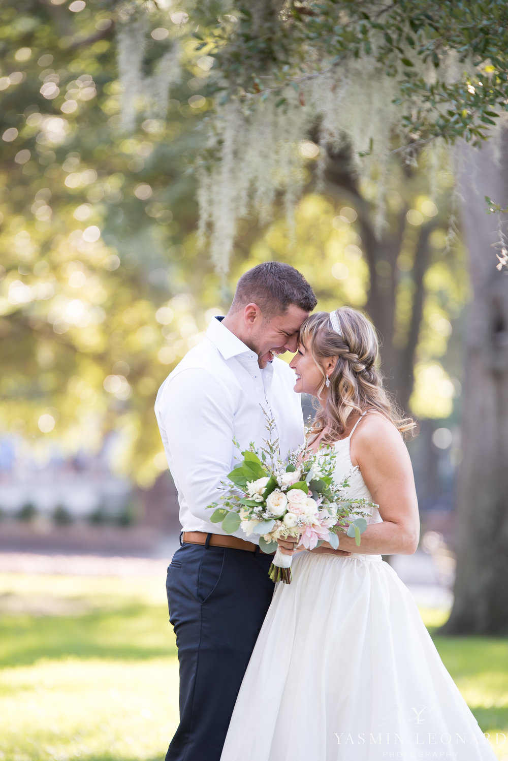 Downtown Charleston Wedding - NC Wedding Photographer -15.jpg