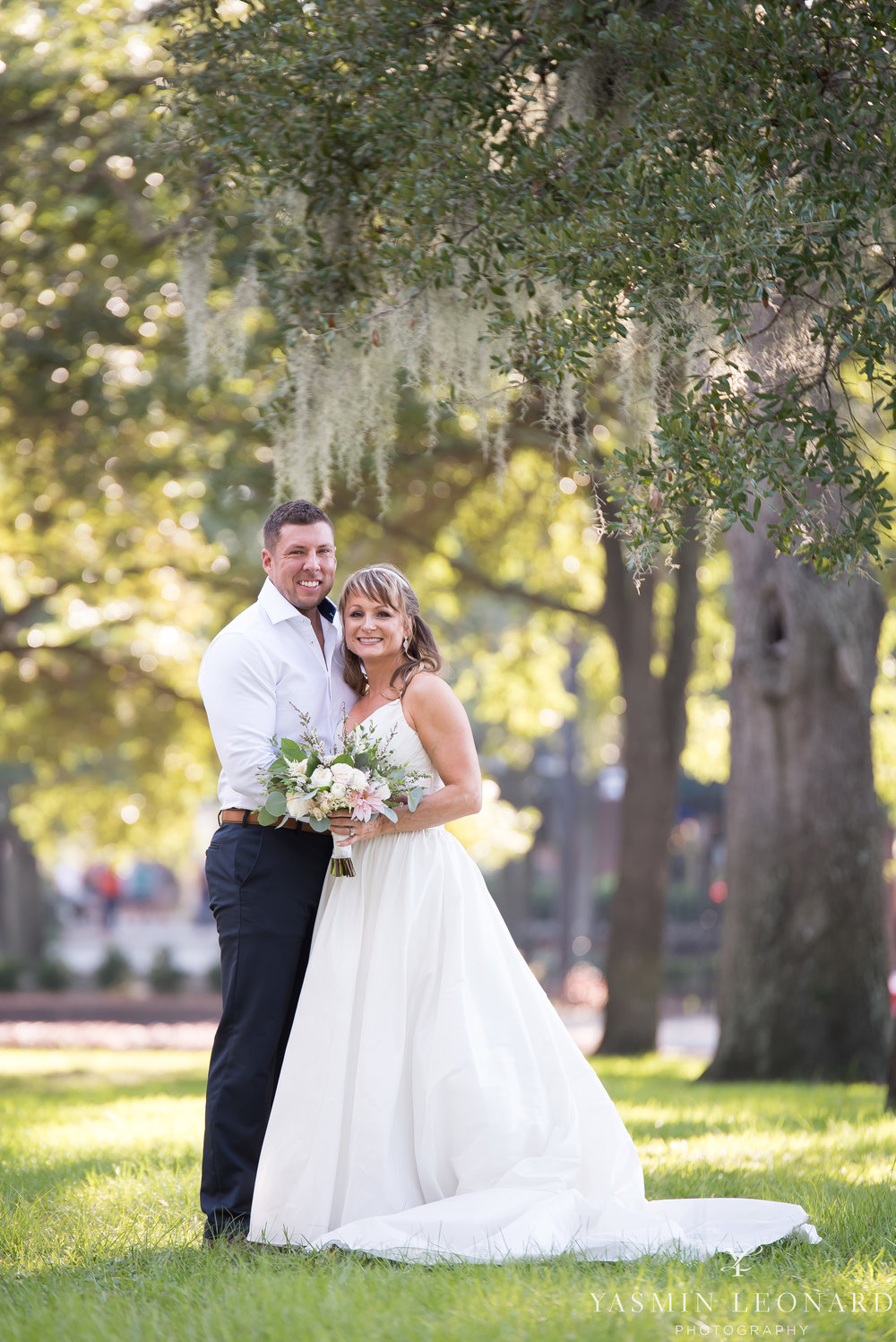 Downtown Charleston Wedding - NC Wedding Photographer -17.jpg