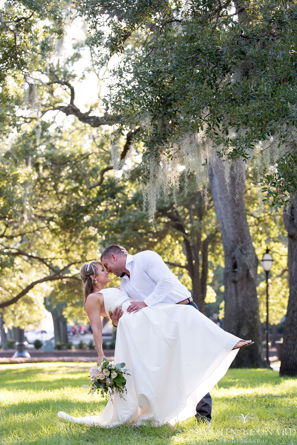 Downtown Charleston Wedding - NC Wedding Photographer -18.jpg