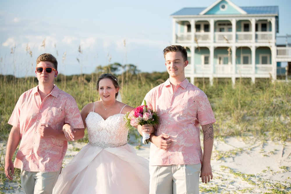 Oak Island _ Oak Island Wedding _ Beach Wedding_NC Beach Wedding_NC Destination Photographer_NC Wedding Photographer_Yasmin Leonard Photography_Beach Themed Wedding-16.jpg