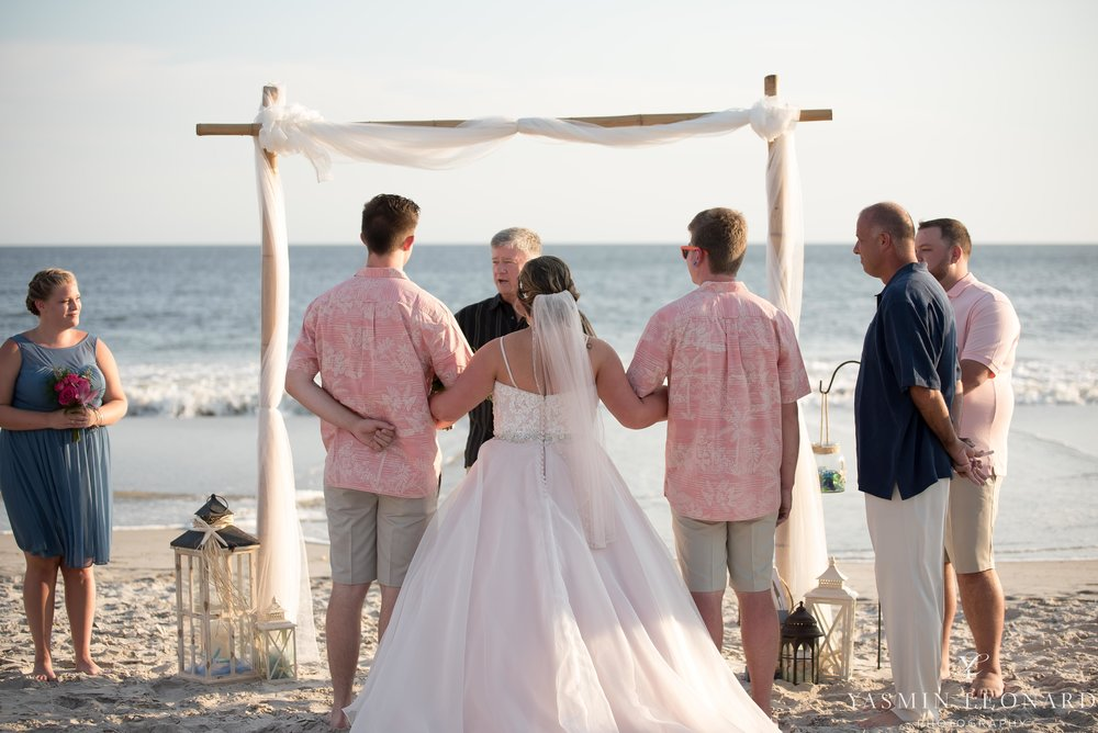 Oak Island _ Oak Island Wedding _ Beach Wedding_NC Beach Wedding_NC Destination Photographer_NC Wedding Photographer_Yasmin Leonard Photography_Beach Themed Wedding-19.jpg
