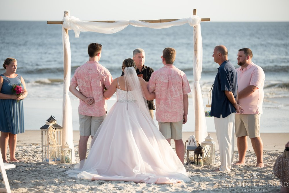 Oak Island _ Oak Island Wedding _ Beach Wedding_NC Beach Wedding_NC Destination Photographer_NC Wedding Photographer_Yasmin Leonard Photography_Beach Themed Wedding-22.jpg