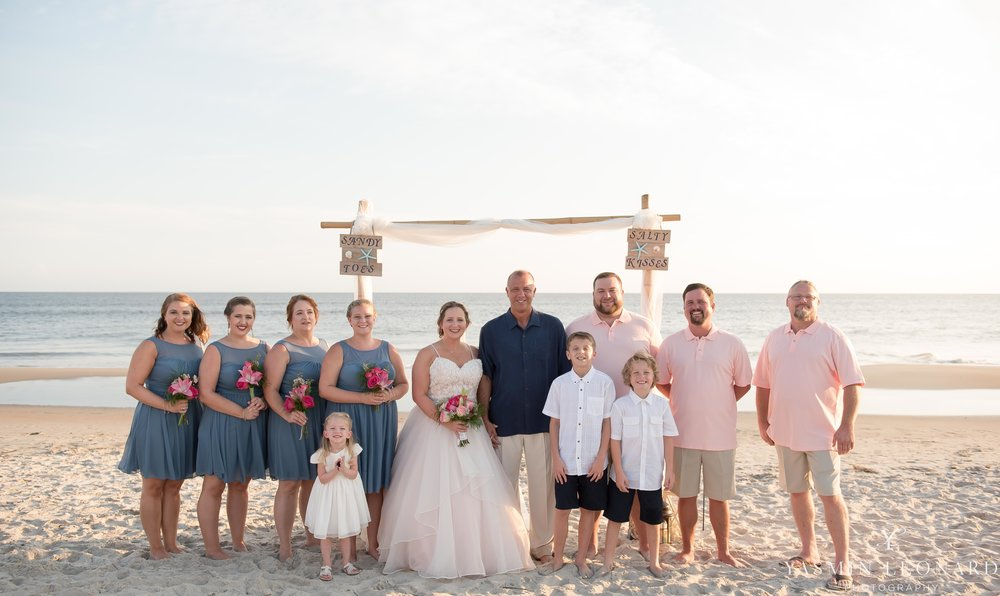 Oak Island _ Oak Island Wedding _ Beach Wedding_NC Beach Wedding_NC Destination Photographer_NC Wedding Photographer_Yasmin Leonard Photography_Beach Themed Wedding-31.jpg