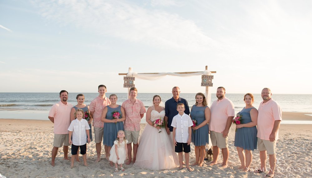 Oak Island _ Oak Island Wedding _ Beach Wedding_NC Beach Wedding_NC Destination Photographer_NC Wedding Photographer_Yasmin Leonard Photography_Beach Themed Wedding-32.jpg