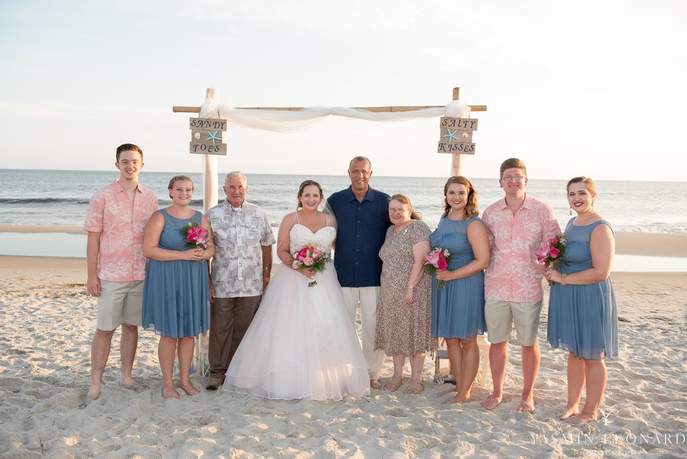 Oak Island _ Oak Island Wedding _ Beach Wedding_NC Beach Wedding_NC Destination Photographer_NC Wedding Photographer_Yasmin Leonard Photography_Beach Themed Wedding-33.jpg