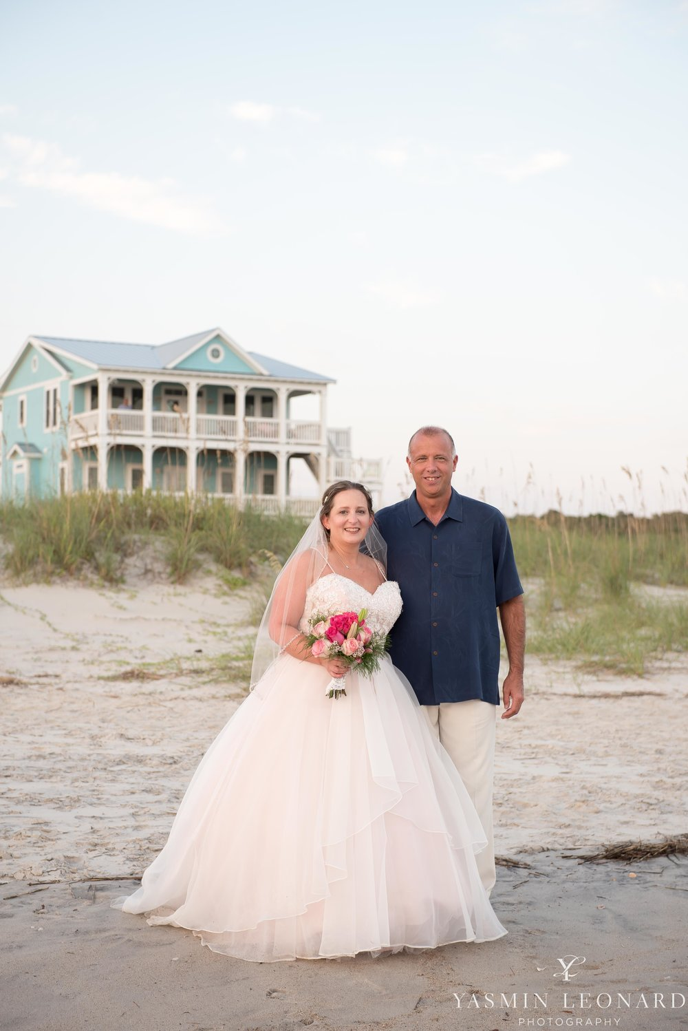 Oak Island _ Oak Island Wedding _ Beach Wedding_NC Beach Wedding_NC Destination Photographer_NC Wedding Photographer_Yasmin Leonard Photography_Beach Themed Wedding-40.jpg