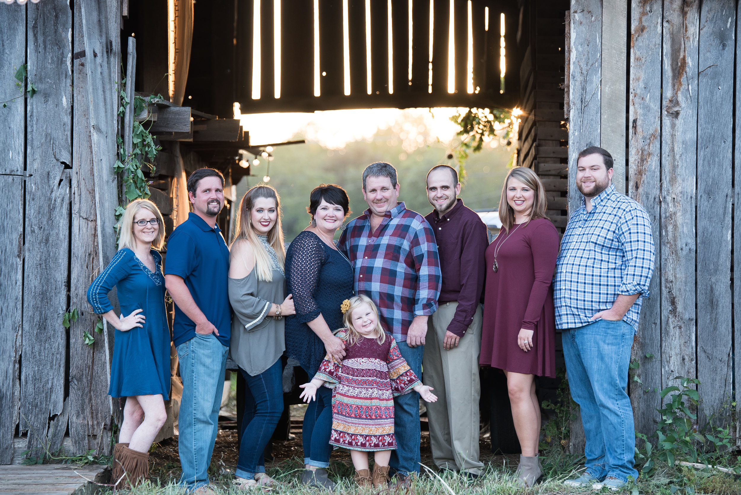 Wear to what for family photos fall