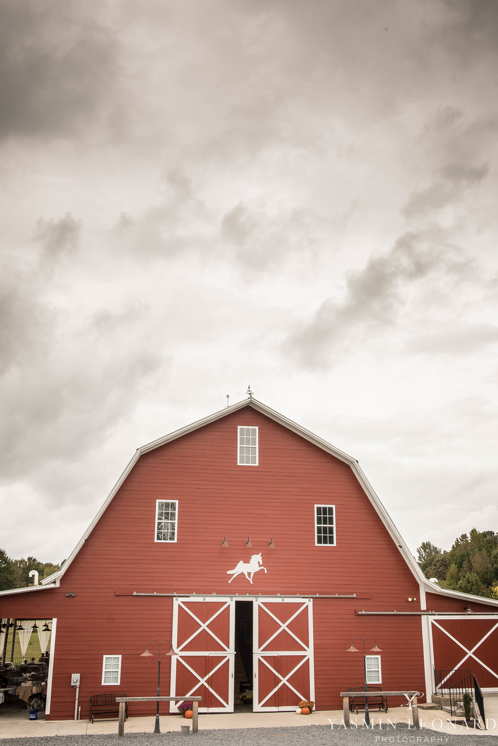 Millikan Farms - NC Wedding Venue - NC Wedding Photographer - Yasmin Leonard Photography - Rain on your wedding day-14.jpg