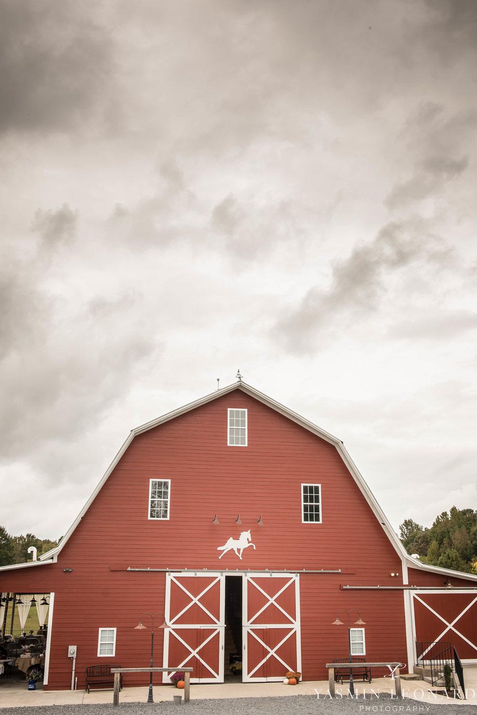 Millikan Farms - NC Wedding Venue - NC Wedding Photographer - Yasmin Leonard Photography - Rain on your wedding day-14.jpg