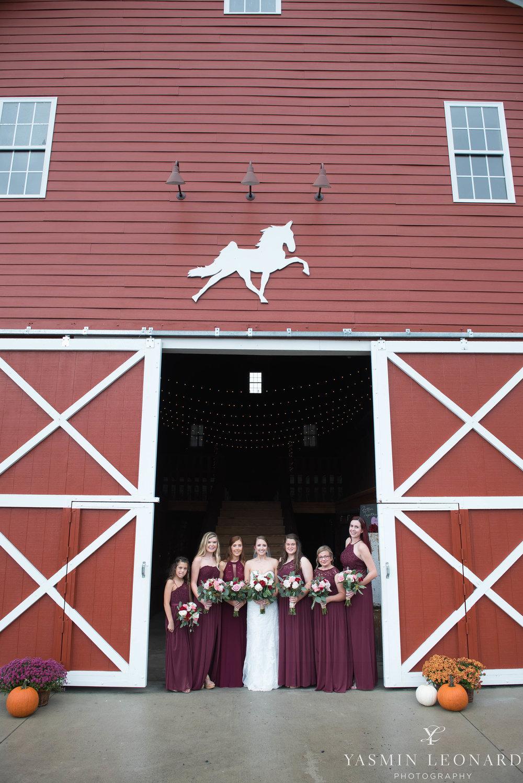 Millikan Farms - NC Wedding Venue - NC Wedding Photographer - Yasmin Leonard Photography - Rain on your wedding day-21.jpg