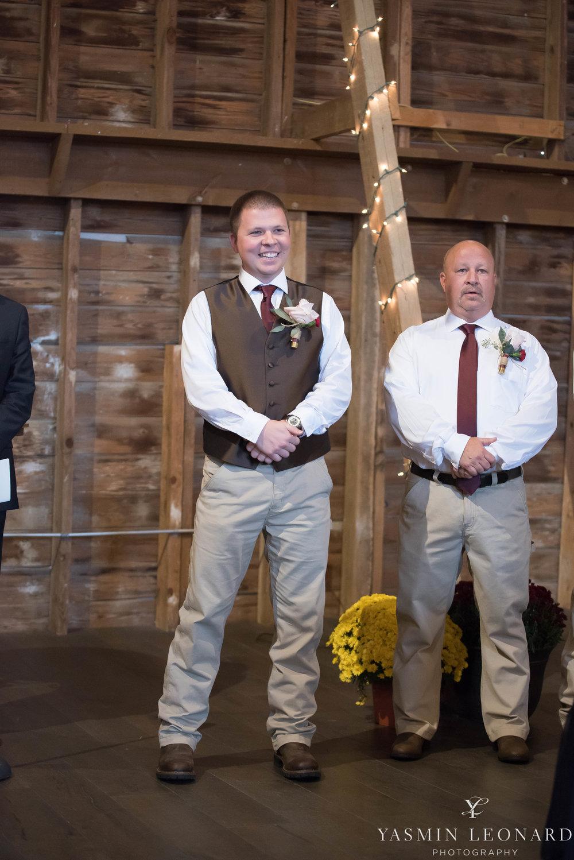 Millikan Farms - NC Wedding Venue - NC Wedding Photographer - Yasmin Leonard Photography - Rain on your wedding day-23.jpg
