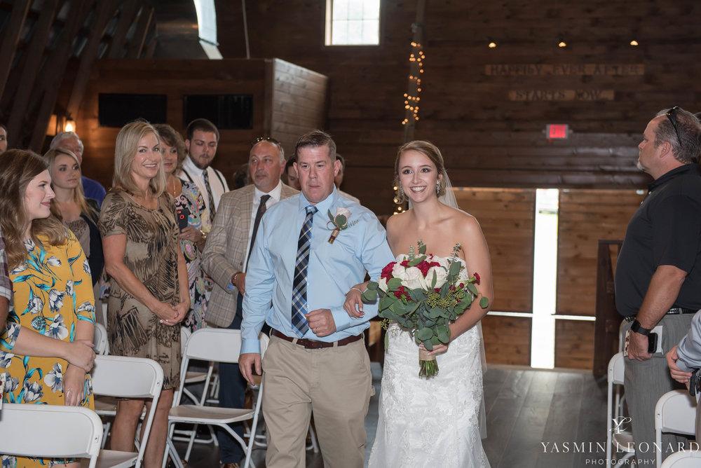 Millikan Farms - NC Wedding Venue - NC Wedding Photographer - Yasmin Leonard Photography - Rain on your wedding day-28.jpg