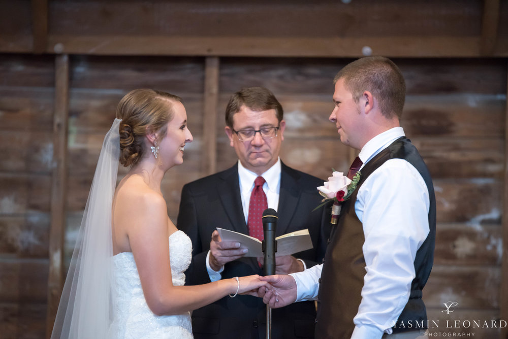 Millikan Farms - NC Wedding Venue - NC Wedding Photographer - Yasmin Leonard Photography - Rain on your wedding day-30.jpg